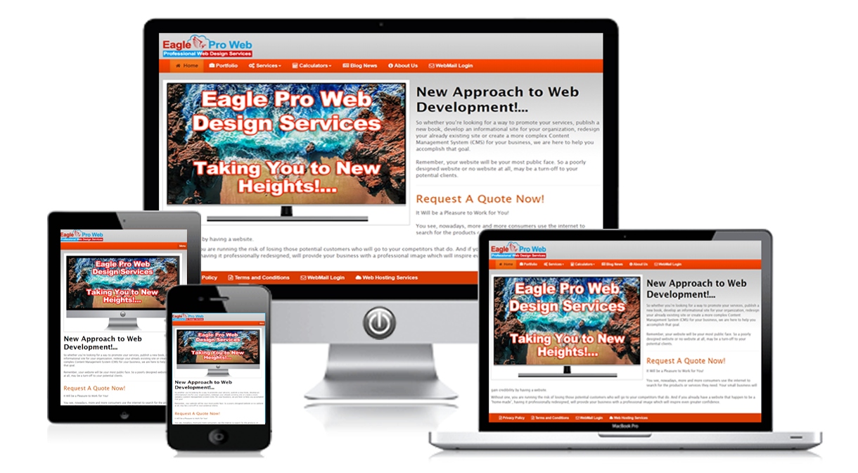 About Us - EagleProWeb Com